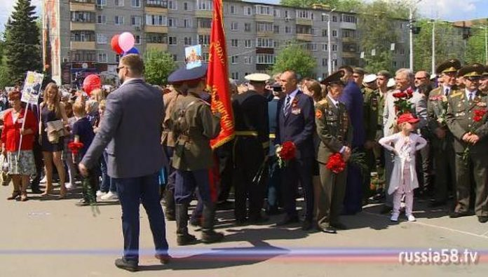 After Chelyabinsk from the Parade on June 24 refused in Penza
