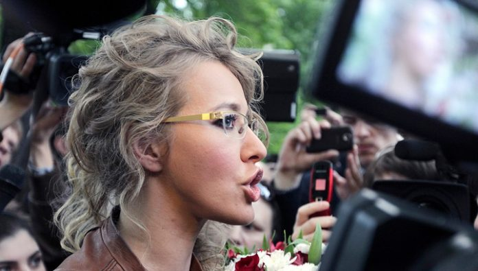 After the attack at the monastery Sobchak presented the icon