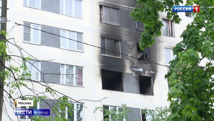 An explosion in a Moscow apartment: the father of the deceased spoke about his experiments with pyrotechnics