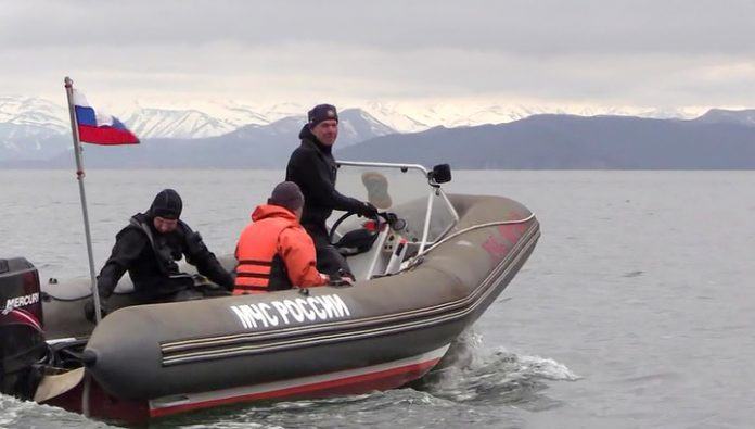 Announced the causes of the crash of the boat on Kamchatka