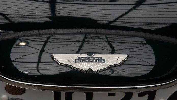 Aston Martin compensates for the loss of coronaries new shares