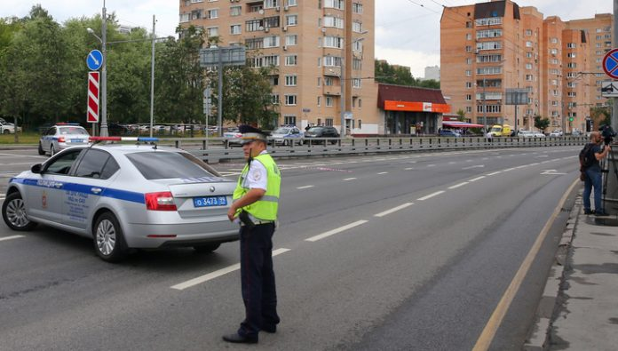 Because of the Victory Parade in Moscow will limit a traffic