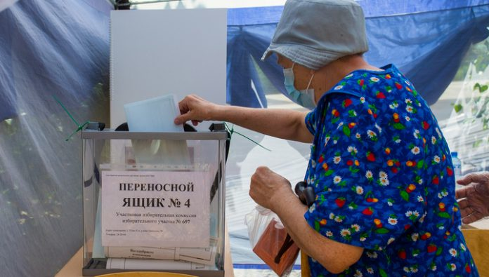 CEC: five days of voting, the turnout exceeded 45 percent