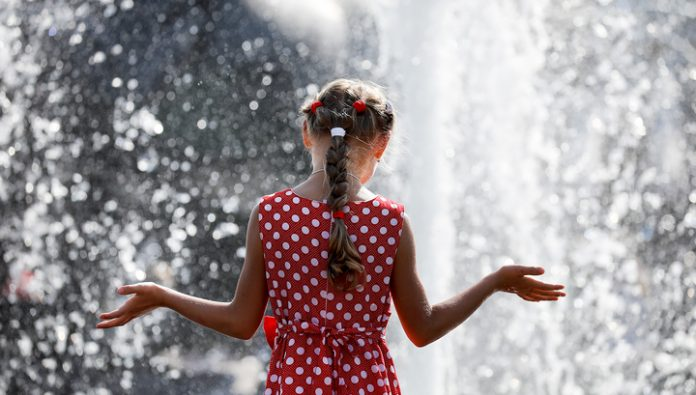 Heat waves: Moscow watered every three hours