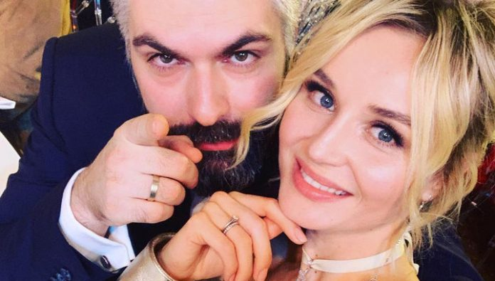 Husband of Polina Gagarina for the first time commented on their divorce