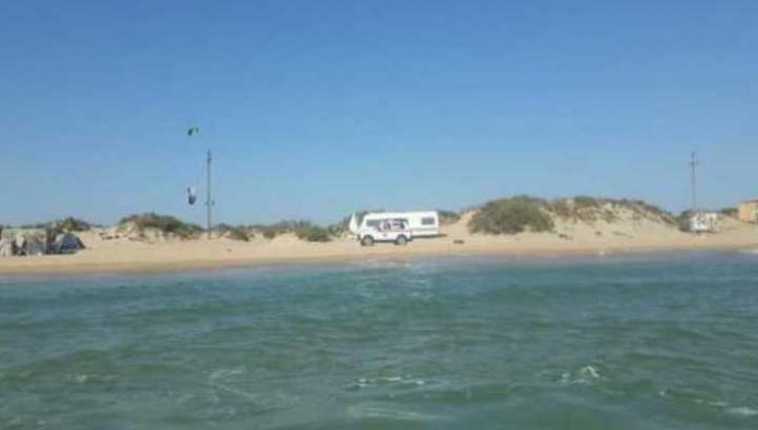 In Anapa started the business after the death of a child in the sand on the beach