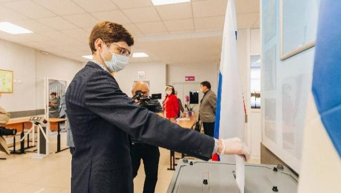 In Buryatia has increased the work of the PECs for early voting on the Constitution
