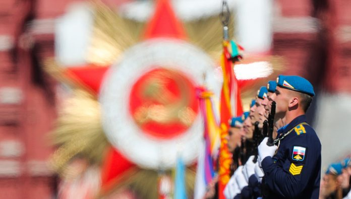 In Moscow began the Victory Parade