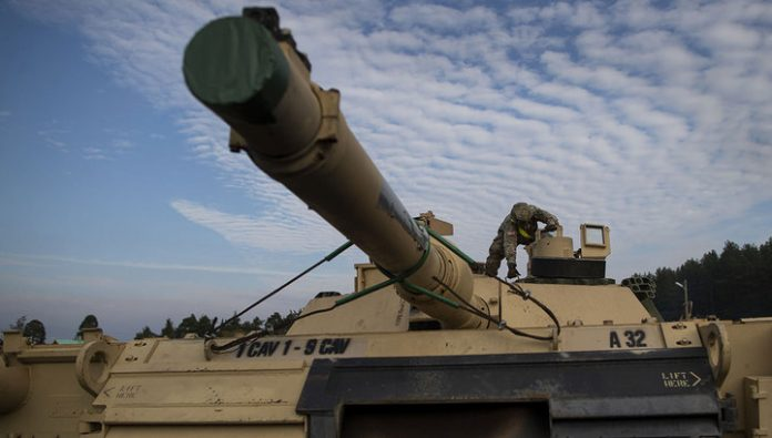 In the US, explained why Russia should fear NATO intervention