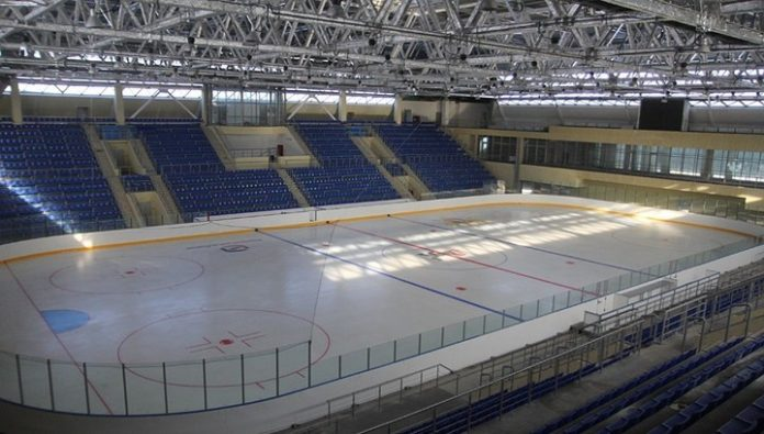 Irkutsk will take the world Cup of hockey in October