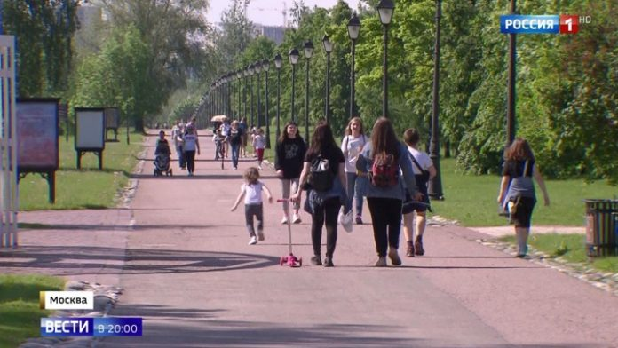 Isolation and permits remain in the past: Moscow lifts restrictions
