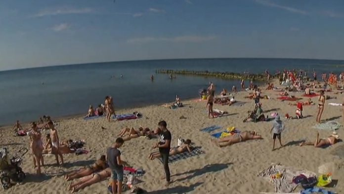 Kaliningrad oblast has officially opened the tourist season