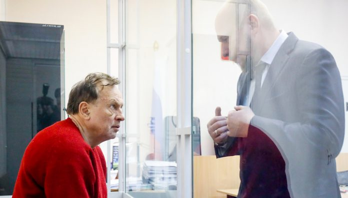 Lawyer, historian Sokolov wants to release the recording of the lovers ' quarrels