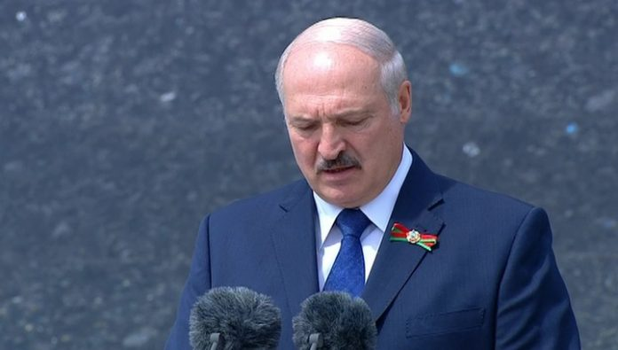 Lukashenko: people forget the road to the monuments, and they start to fight