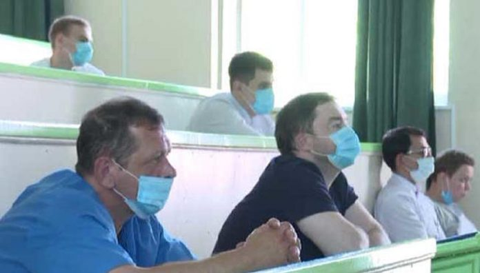 Metropolitan physicians group again came to the aid of Zabaykalsky colleagues