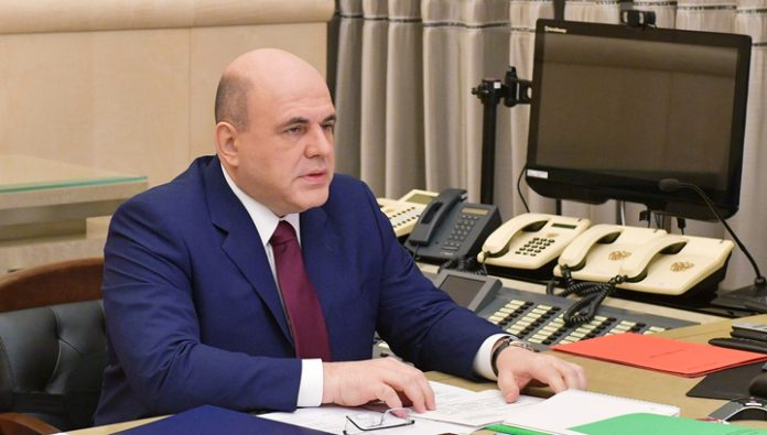 Mishustin called for speeding up the digitalization of government institutions