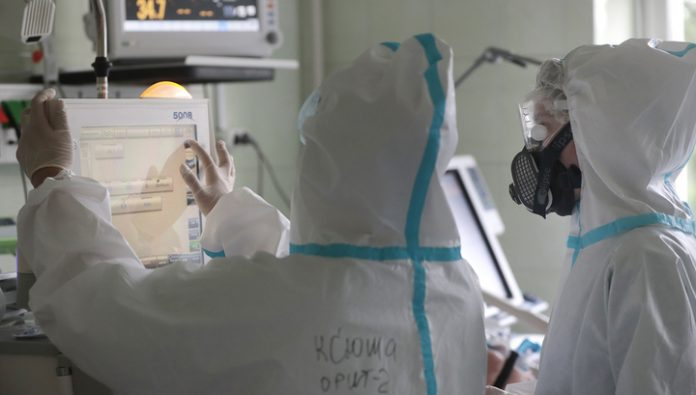 Oberstab: from coronavirus in Russia has recovered 62 percent of cases