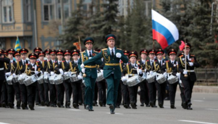 On 24 June in Irkutsk will not be a Parade in honor of the anniversary of the Victory