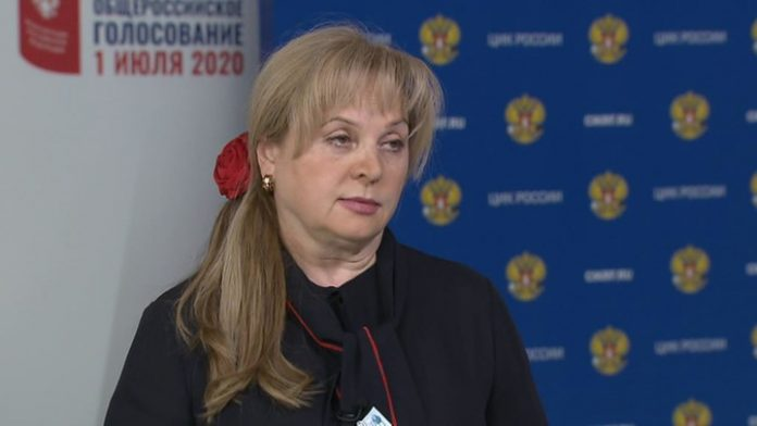 Pamfilova addressed to the VIP-voters: the plots are all equal