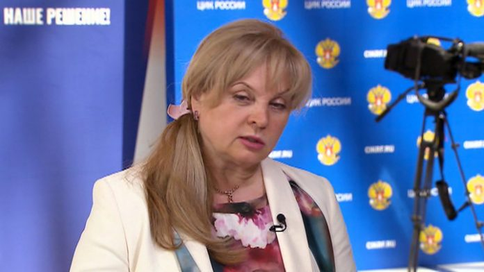 Pamfilova: attempts twice to vote on the Constitution will be severely suppressed