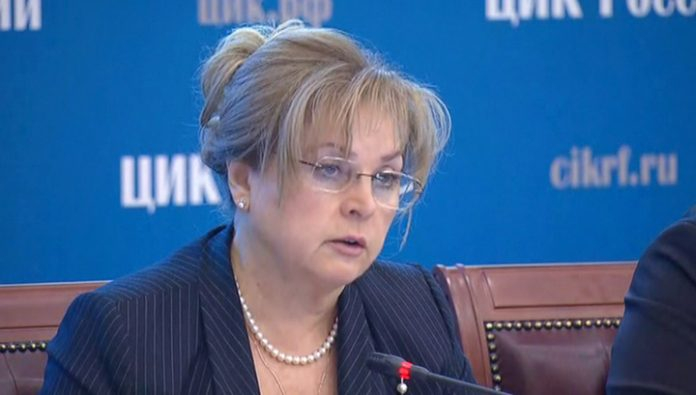 Pamfilova has ruled out the possibility of double voting
