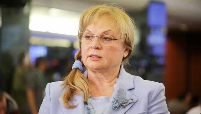 Pamfilova reported on the turnout for voting on amendments