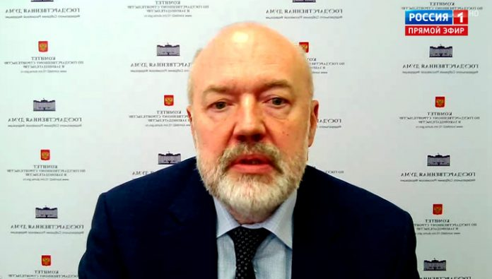 Pavel Krasheninnikov: For the social benefits of the certificate of integrity to collect will not