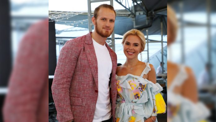 Pelagia will sue the hockey player by Telegina for country house
