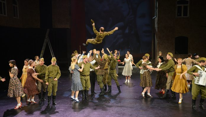 Popov hopes that the new season theatres will begin with the audience