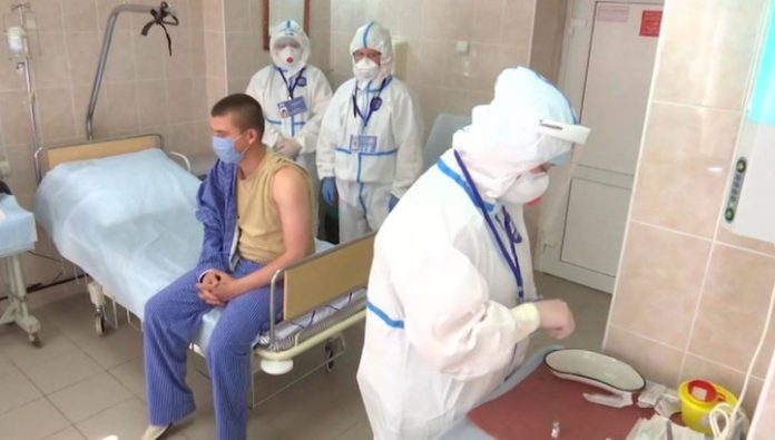 Putin called the Russian health care system flexible and mobilization