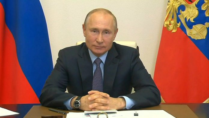 Putin: in the national plan of economic recovery need to include the field of culture