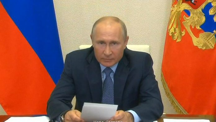Putin: Russia comes out with minimal losses after a battle with coronavirus