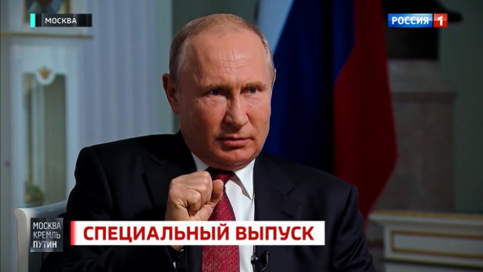 Putin spoke about the disease mishustina and their joint rule