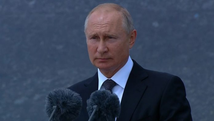 Putin: the heroism of soldiers near Rzhev can never be smeared with lies