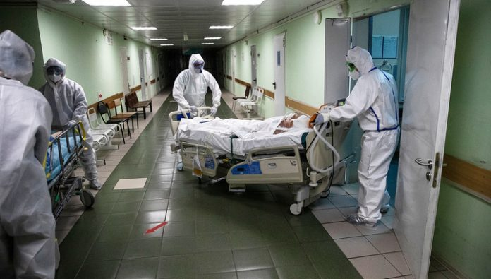 Sands expressed his condolences to the relatives lost because of the pandemic