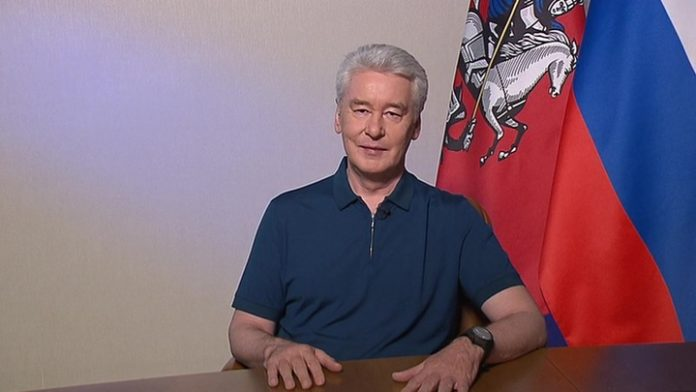 Sergei Sobyanin about the coronavirus, the River station and kindergartens