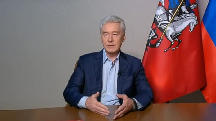 Sergei Sobyanin: to enter the mass event is too early