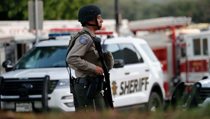 Shooting in California: two dead, four injured