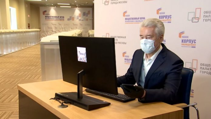 Sobyanin: hacker attacks on online voting system was a bad
