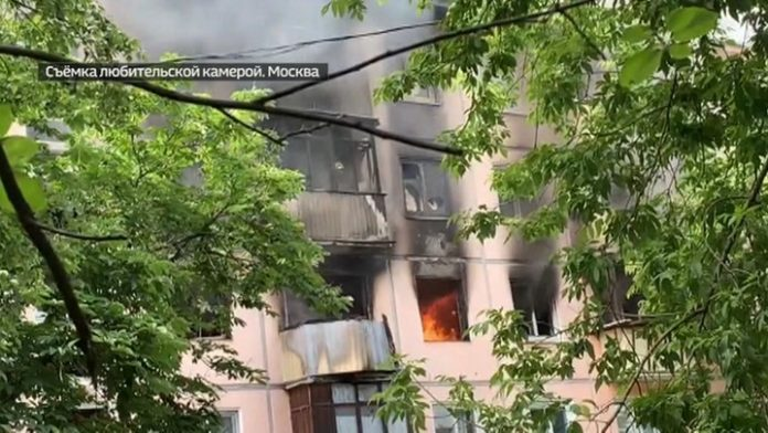 State of emergency in the North-East of Moscow: what was the cause of the fire