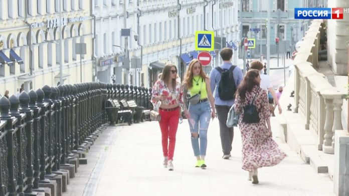 Tan banned: forecasters warned of Muscovites about the