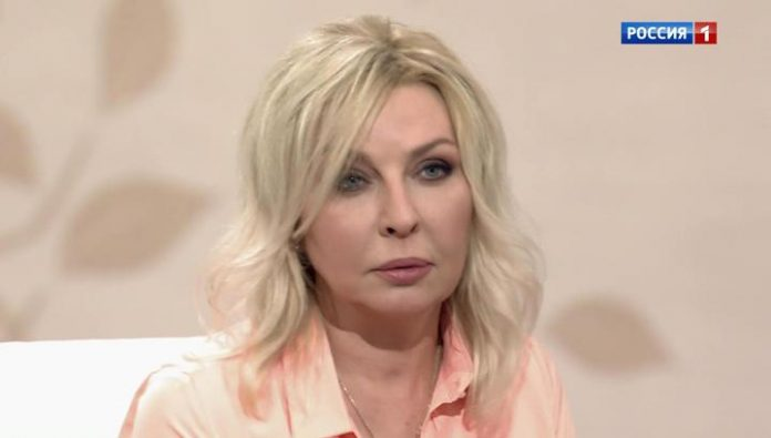 Tatiana Ovsienko admitted that he said to the beloved on a date in jail