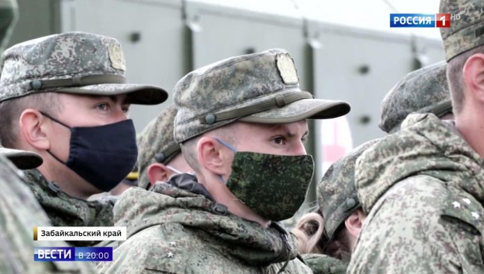 The army promptly assists in the suppression of coronavirus in the country