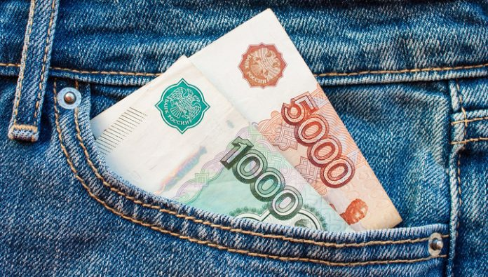 The average salary in Russia will grow on 10 thousand roubles