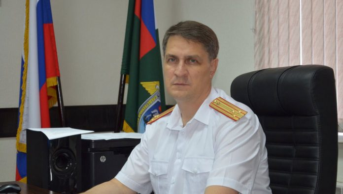 The car overturned in the accident hit the head of Department of the TFR for Dagestan