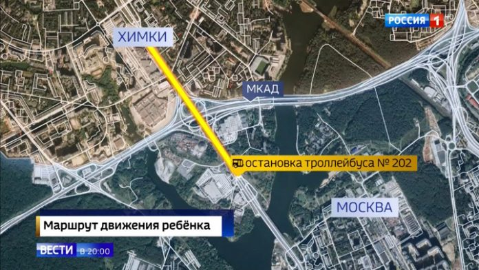 The conductor dropped off 12-year-old schoolgirl in the wasteland: the child did not work travel
