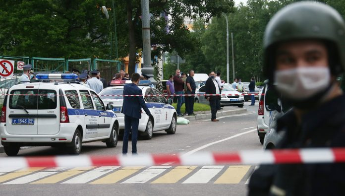 The ex-Minister of property Ingushetia questioned about the attack on the police in Moscow