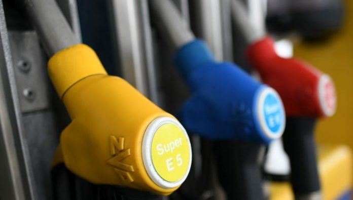 The exchange price of gasoline AI-95 for the third consecutive day updated record