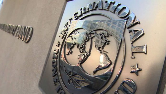 The IMF downgraded assessment of the recovery of the world economy
