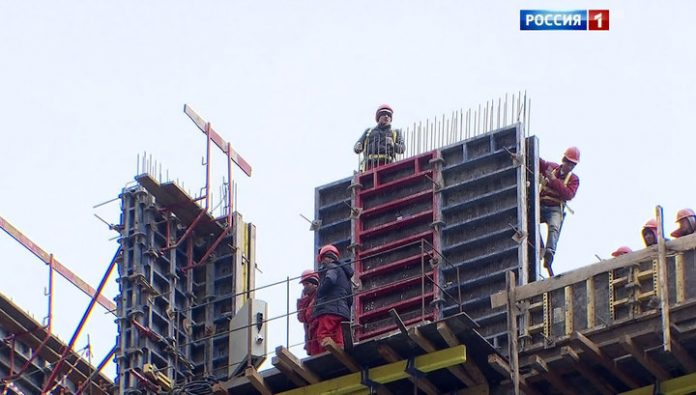 The Ministry of construction in Russia more than 3 million distressed homes